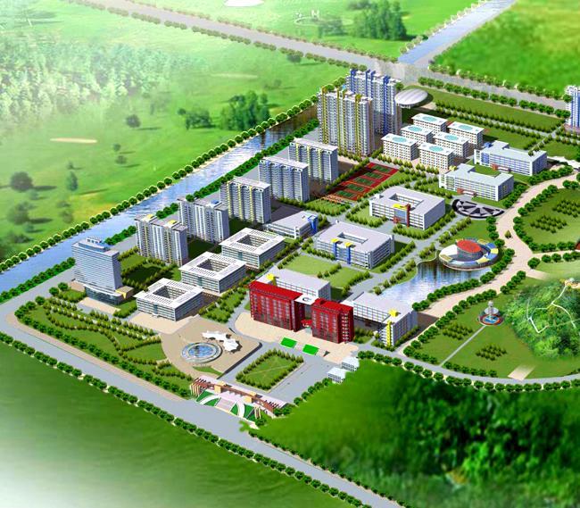 延安职业技术学院新建学生公寓楼(勘察、设计)项目