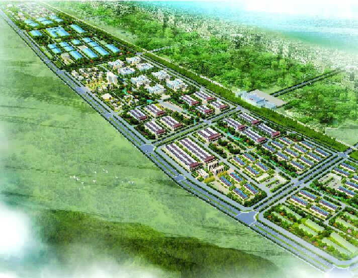 蔡家坡百万平米标准化厂房建设项目环境影响评价报告编制项目