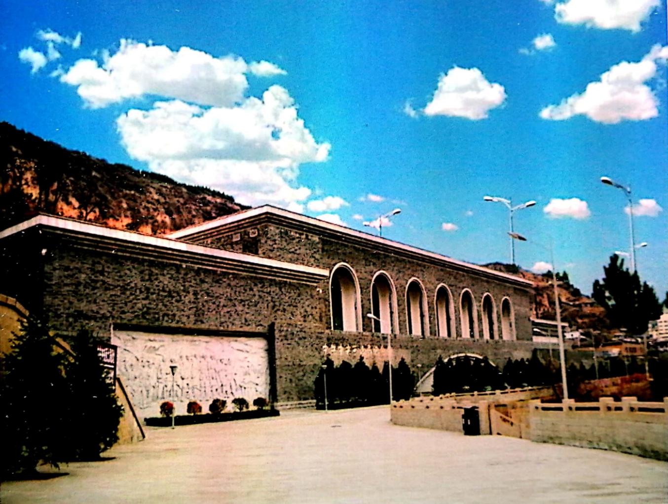 西北局纪念馆项目